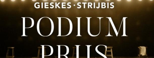 Genomineerd voor de Gieskes-Strijbis Podiumprijs 2020