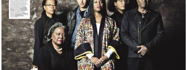 Genomineerd voor een Black Achievement Award