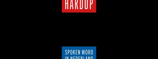 Hardop ligt vanaf heden in de boekenwinkels!