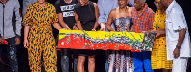 Optreden Paramaribo